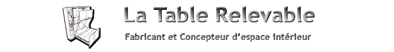 La Table Relevable